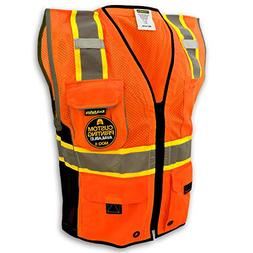 KwikSafety  CLASSIC  Class 2 ANSI High Visibility Reflective
