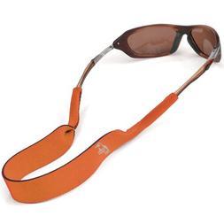 Chums Classic Neoprene Eyewear Retainer, Orange