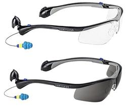 bed5cc7681e ReadyMax Classic UV Outdoor Safety Glasses w  Earplugs Eye