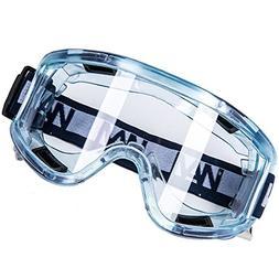 Joyutoy Clear Sport Anti-Fog Safety Goggle Splash & Impact R