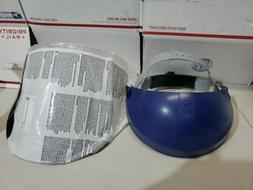 3M Clear Polycarbonate Faceshield WP96, Face Protection 8270