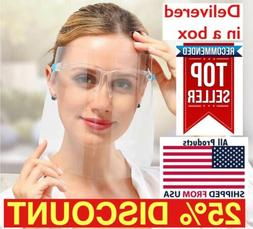 Face Shield Mask Safety Protection With Glasses Reusable, An