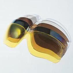 Uvex Clear Ultradura Hardcoat Replacement Lens For Genesis G