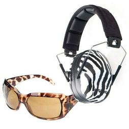 CLOSEOUT package Champion ear muffs & safety glasses hearing