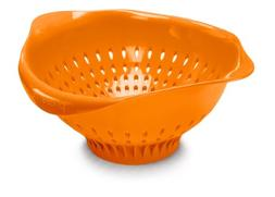 Preserve Large Colander Made from Recycled Plastic, 3.5 Quar
