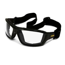 Dewalt Converter Safety Glasses Goggles Clear Anti Fog Lense