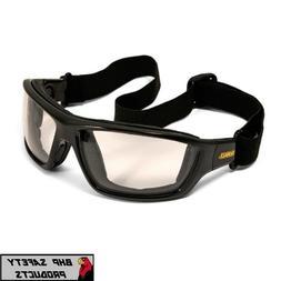 Dewalt Converter Safety Glasses Goggles In/Out Anti Fog Lens