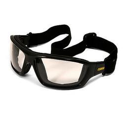 Dewalt Converter Safety Glasses Goggles In/Out  Anti Fog Len