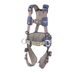 3M DBI-SALA ExoFit NEX Construction Harness, Alum Back/Side