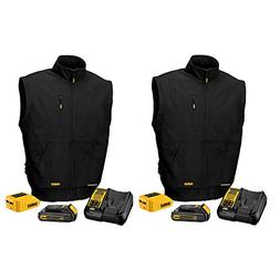 DeWALT DCHJ065 20-Volt Black Large Heated Removeable Sleeves