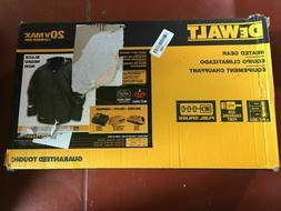 Dewalt DCHJ076ABD XL Heavy Duty Heated Black Work Jacket Kit