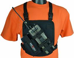 Lone Peak Deluxe Radio & GPS / Cell Phone Chest Harness Pack