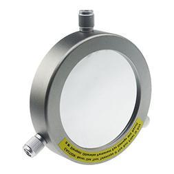 Astromania Deluxe Solar Filter 100mm Adjustable Metal Cap fo