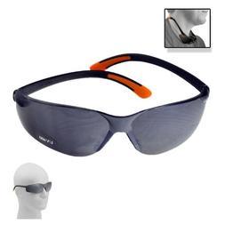Designer Wrap Around ANZI Z87.1 Industrial Safety Glasses -