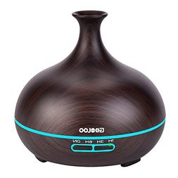 Essential Oil Diffuser, GOOLOO 300ml Ultrasonic Aroma Air Pu