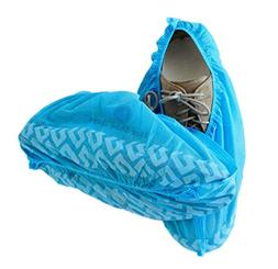 Blue Shoe Guys | 100 Premium Disposable Shoe and Boot Covers