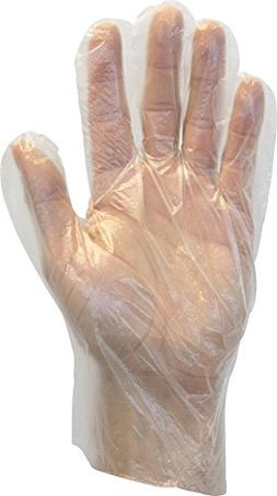 300 Pieces Disposable Clear Thin Gloves Disposable Cooking,