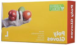 Green Direct Disposable Food Preparation Poly Gloves Box of