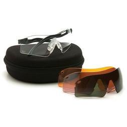 Venture Gear Drop Zone Glasses Kit 4 Interchangeable Lenses