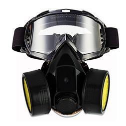 JOLIN Dual Anti-Dust Spray Paint Industrial Chemical Gas Res