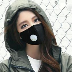 Dust Mask Washable Anti Fog Anti Dust Face Mouth With a Brea