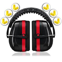 Ear Protection for Shooting Hearing Protector Muffs   Maximu
