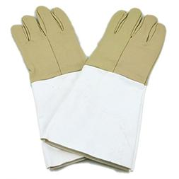 BZON Color Electric Welding Gloves Hand Protective Gloves Gr