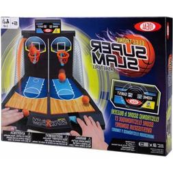 Ideal Electronic Super Slam Basketball Tabletop Game / Bring