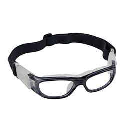 ElemartTM Unisex Kids Sport Glasses Anti-fog Protective Safe