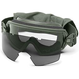 Smith Optics Elite Outside the Wire  Goggles, Clear/Gray, Fo