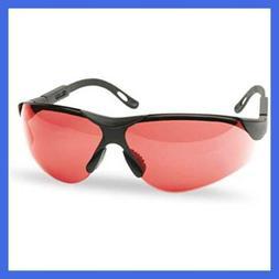 Elite Shooting Vermillion Hunting Safety Glasses FREE SHIPPI