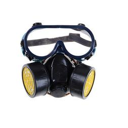 Emergency Survival Safety Respiratory Gas Mask 2 Dual Protec
