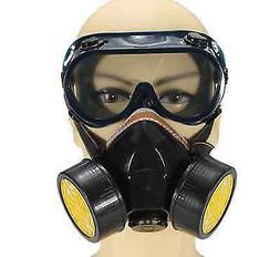 Emergency Survival Safety Respiratory Gas Mask Dual Protecti