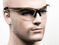 ERB Pinpoint Bifocal Safety Glasses W Cord Clear Smoke Magni