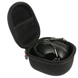 Khanka Carrying Case for Walkers Game Ear Pro-Low Profile Fo