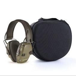 EVA Ear Muffs Hearing Protection Case Shooting Range Gun Saf