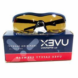 Uvex ExtremePro Anti-Fog Safety Glasses Espresso Lens SX0301