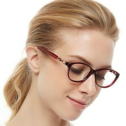 OCCI CHIARI Eyeglasses with Clear Lenses Fashion Acetate Opt