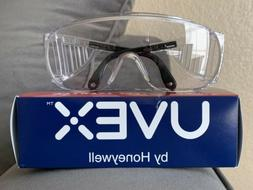 Uvex Eyewear Safety Glasses Clear Lens OTG Over The Glass US