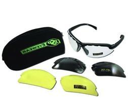 SSP Eyewear Top Focal Tactical Safety Glasses Kit 1.00 Inter