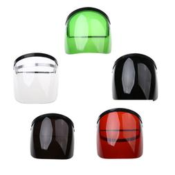 Face Shield Clear Visor Safety Workwear Eye Protection Flip