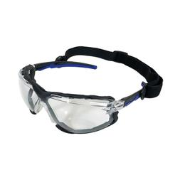 FalconX Anti-fog Safety Glasses with Removable Foam Lined Ga