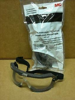 3M Fectoggles Safety Goggles Glasses Anti-Fog Clear Lens ANS