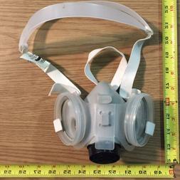 AOSafety Flexi Star R4700 Air Purifying Half Mask Facepiece