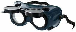 flip-up front welding goggles | 50mm eye cups, oxy-acetylene