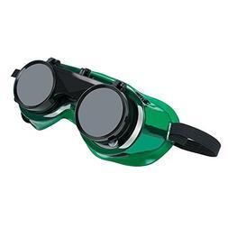zinnor Flip Welding Goggle with Clear Inner Lenses Welding S