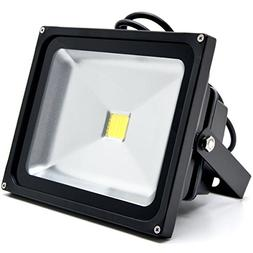 Biltek 30W LED Flood Light Cool White High Power Outdoor Spo