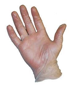 West Chester 2745/L Food Grade Powder Free Vinyl Gloves, 3 m