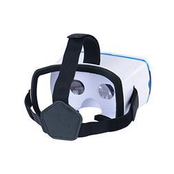 for iPhone 6ln Google Cardboard Virtual Reality Head Vedio 3