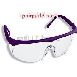 Prestige Medical Colored Full Frame Adjustable Eyewear, Purp